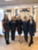 Your friendly team at Maloney Keady Opticians