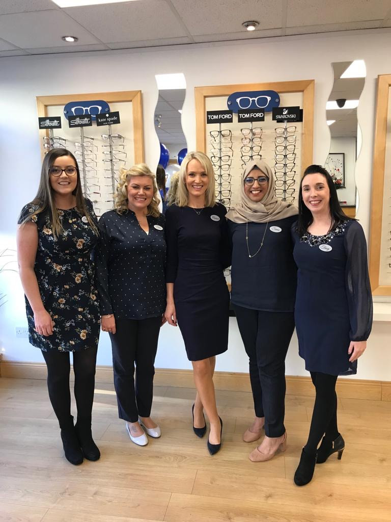 Maloney Keady Opticians team.JPG