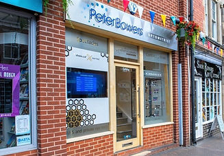 Peter Bowers Optometrists Stone High Str