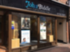 John Biddle Opticians Bridgnorth