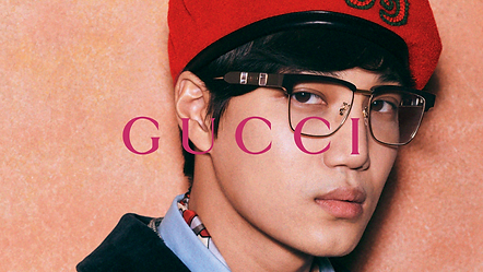Gucci Eyewear at Harris Opticians