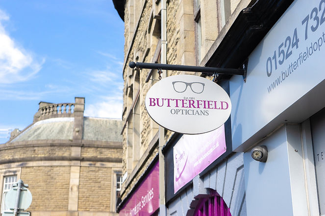 Butterfield exterior image