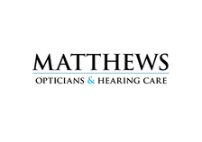 Matthews Opticians & Hearing Care Logo