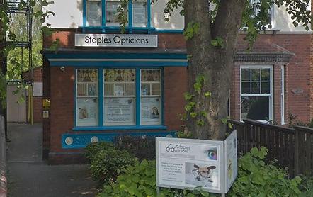 Opticians Rotherham