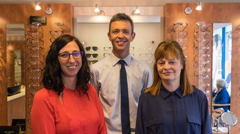 Opticians Barrow
