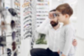 Children's Eye Tests