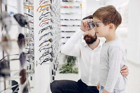 Children's Eye Tests