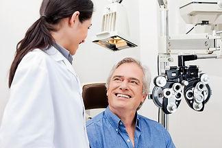 optical consultation