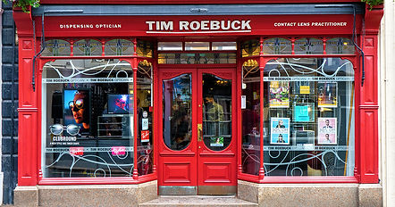 Tim Roebuck Optician Optical Practice in