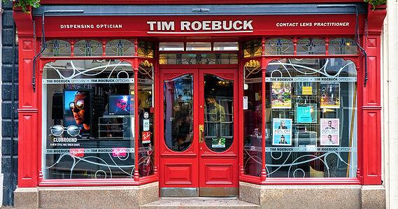 Tim Roebuck Optician Optical Practice in