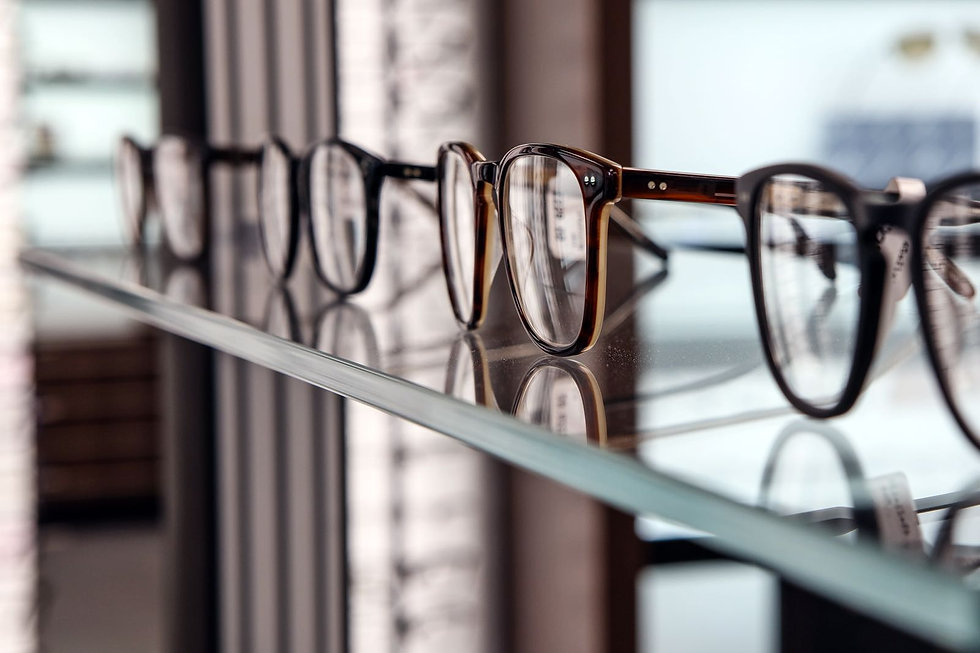 Eyewear Collection in West Kirby