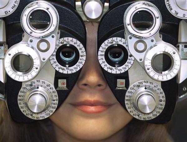 regular eye tests