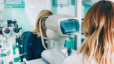 Eye Examination at Norville Opticians