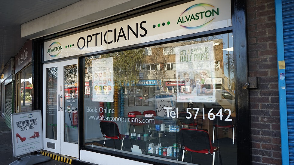 Opticians Alvaston