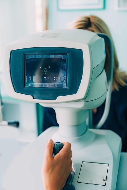 OCT Scan Machine