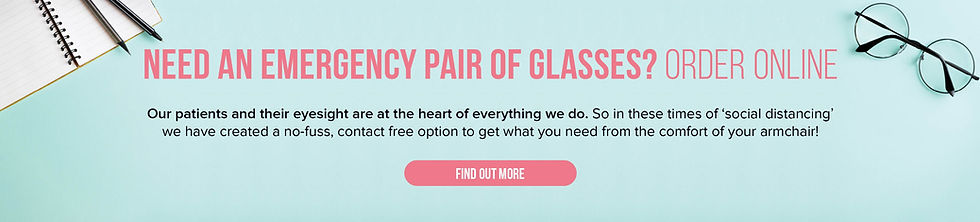Need An Emergency Pair of Glasses