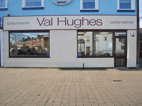 Val Hughes Optometrists Practice