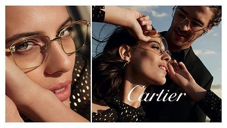 Luxury Cartier Frames
