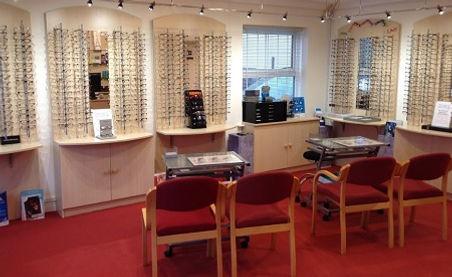 Opticians Dersingham