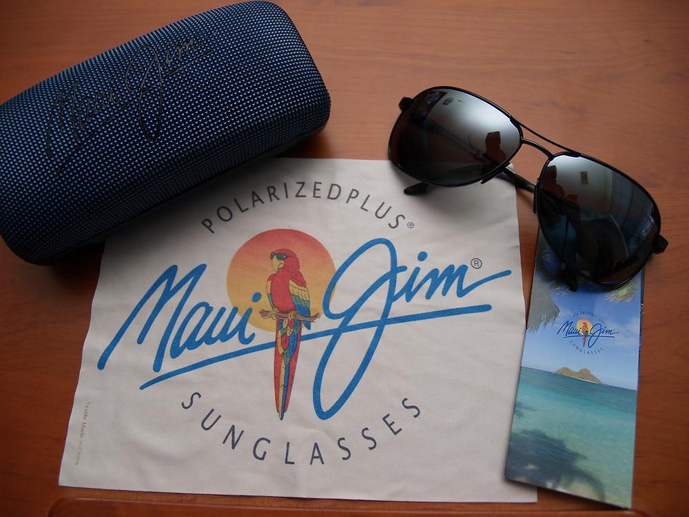 Maui Jim Polaroid Sunglasses