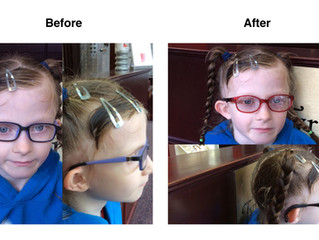 CASE STUDY: Children's Frame Fitting