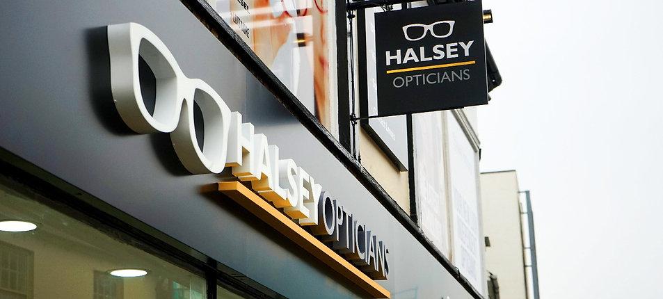 Halsey Opticinas in Wellingborough