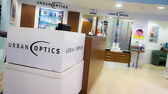 Urban Optics Contact Lenses