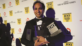 Sunday Times Best Small Company to Work