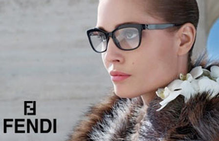Fendi Prescription Glasses