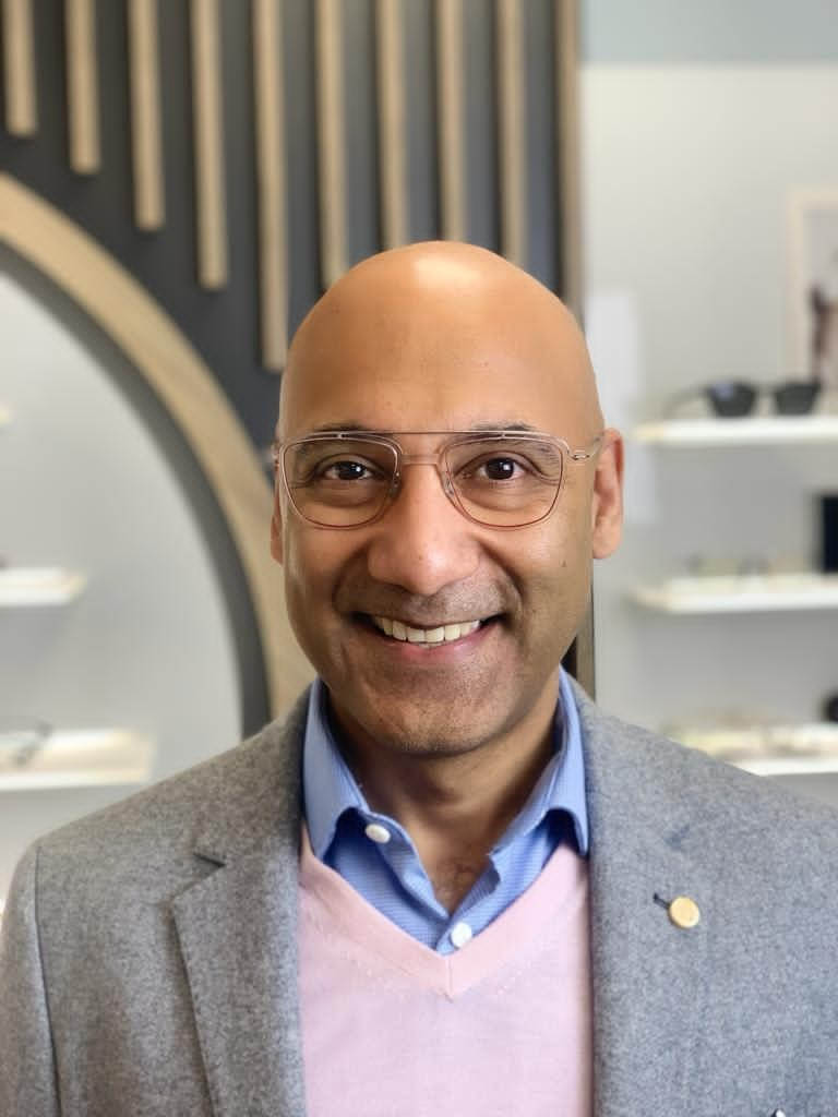 Gavin Rebello - Director & Optometrist