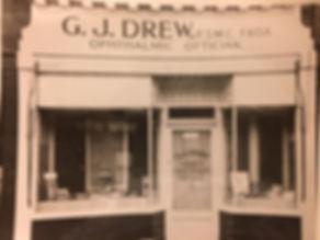 GJ Drew Opticians Cleethorpes