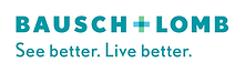 Bausch and Lomb Brand Logo