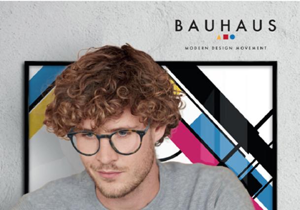 Bauhaus Glasses