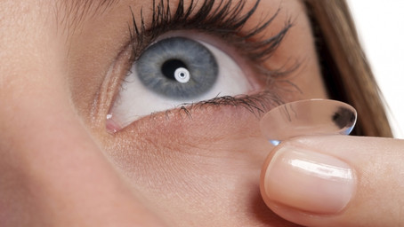 When can my Child Start Wearing Contact Lenses?