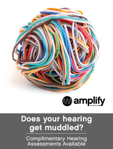Web Banners -  Does your hearing get mud