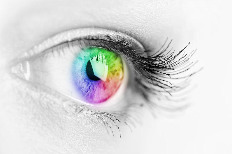 colorimetry eye test
