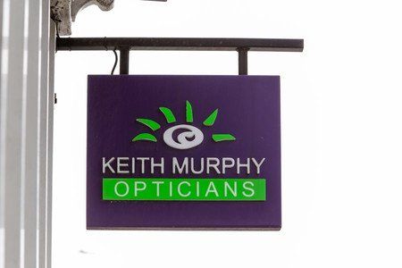 Keith Murphy Outside Sign