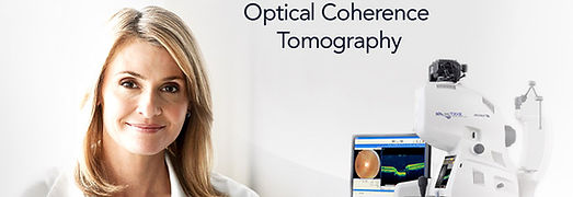 What is an OCT Eye Scan?