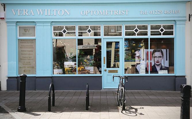Vera Wilton Optometrist Practice