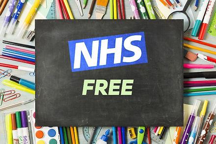 Free NHS Children eye test