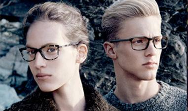 Ck platinum glasses