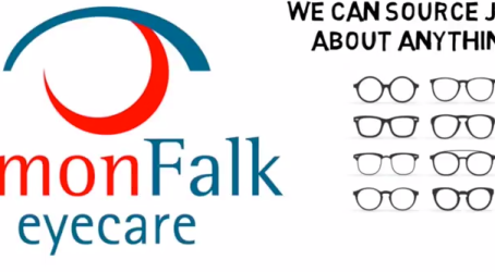 Think frames and think Simon Falk Eyecare in Leeds.