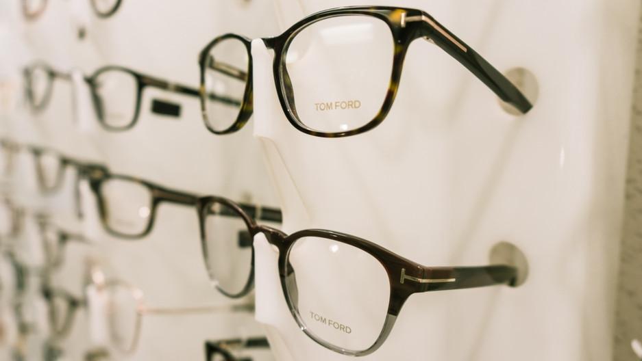 Eyewear At Opticians London