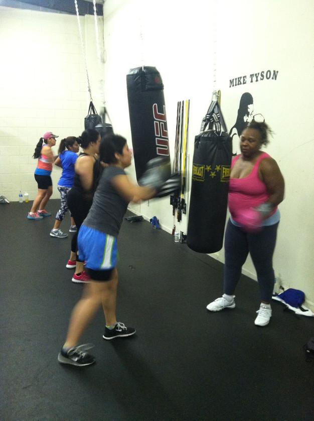 Cardio Fitness/Kickboxing Instructor | ibw1