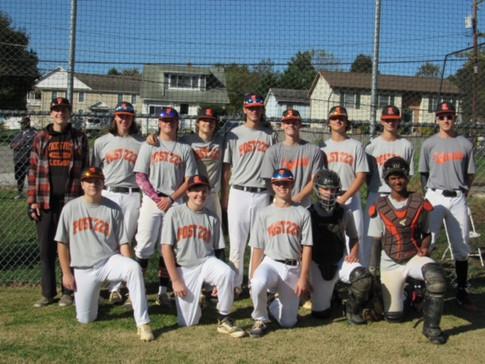 Fall 2020 Senior Team