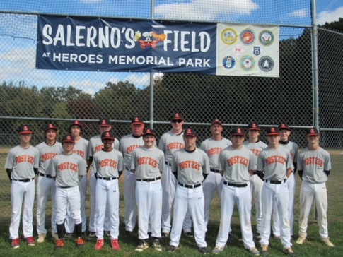 Fall 2020 Junior Team