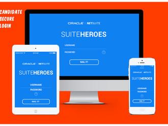 SUITE HEROES – Hiring process Platform