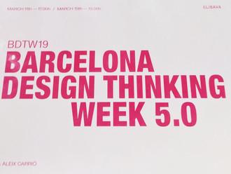 Design Thinking Week or The Game Changer Week!