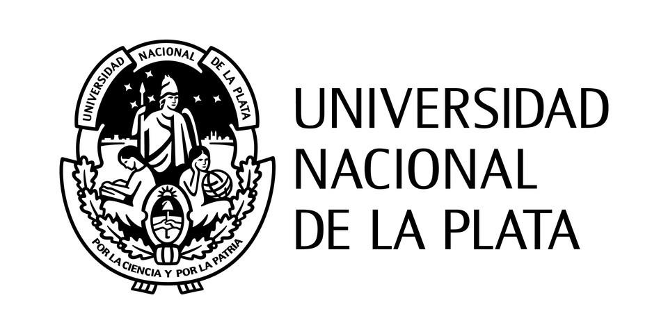 Resultado de imagen para universidad de la plata logo