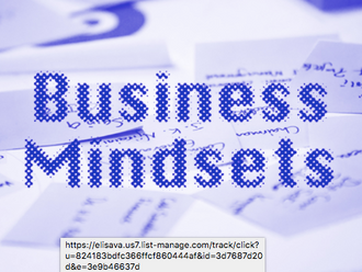 Chapter III: Business Mindsets